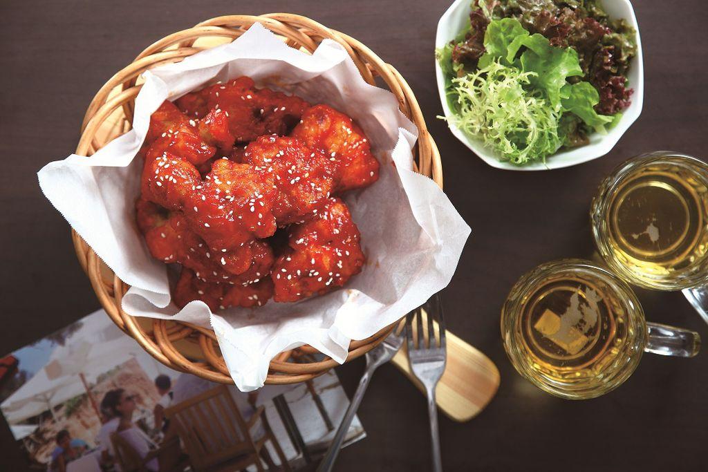 邂逅「心」之味 韓式醬汁炸雞(韓式) - COCO01