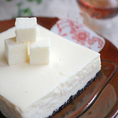 豆腐芝士蛋糕的做法_【圖解】豆腐芝士蛋糕怎么做好吃_小妖妖_家常做法大全_豆果美食