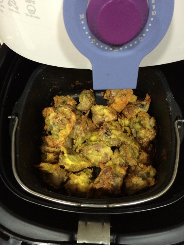 空氣炸鍋之酸甜菠蘿排骨的做法_【圖解】空氣炸鍋之酸甜菠蘿排骨怎么做如何做好吃_空氣炸鍋之酸甜菠蘿排骨家常做法大全_cubyhu_豆果美食