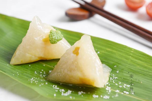 西米水晶粽子的做法_【圖解】西米水晶粽子怎么做如何做好吃_西米水晶粽子家常做法大全_安小廚520_豆果美食