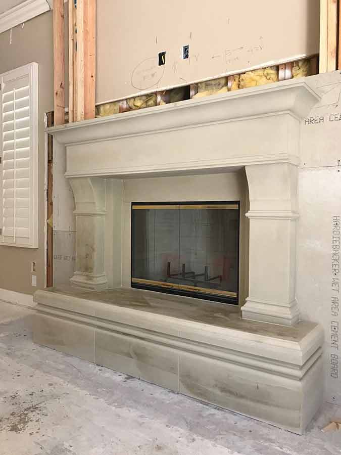 California Mantel and Fireplace  Fireplace Stores in