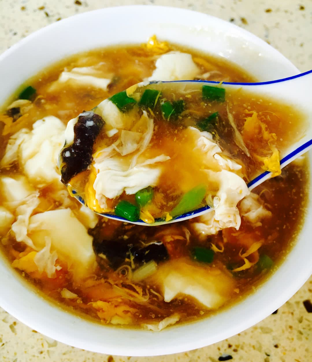(家庭自制)豆腐腦的做法_【圖解】(家庭自制)豆腐腦怎么做如何做好吃_(家庭自制)豆腐腦家常做法大全_snow特別的_豆果美食