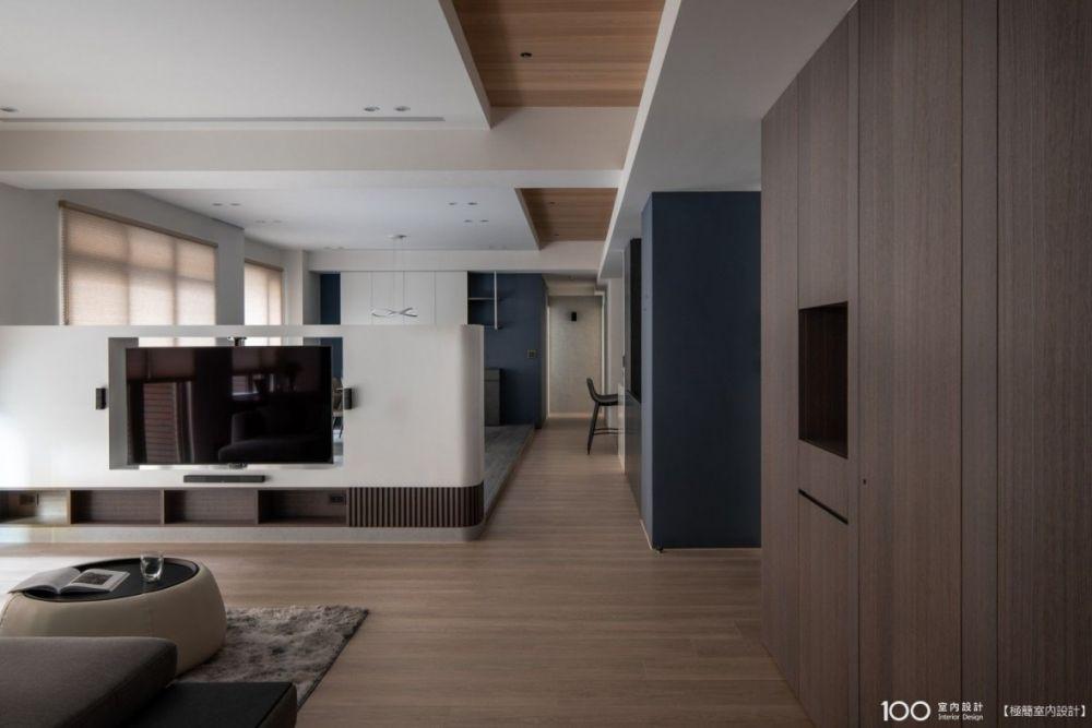 100室內設計文章 - 回歸生活的簡單純粹!化繁為簡打造三代同堂都好住的家