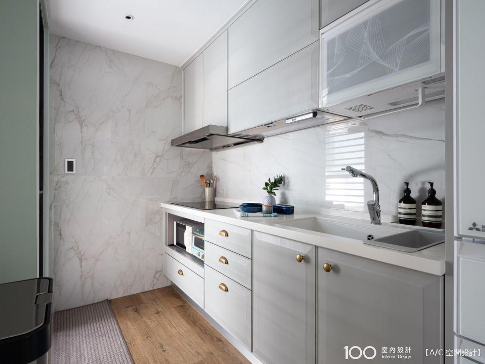 廚房設計規劃5技巧。讓小坪數空間感激升!