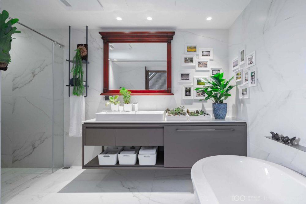 浴室櫃體的好設計,你看過了嗎? - 100室內設計
