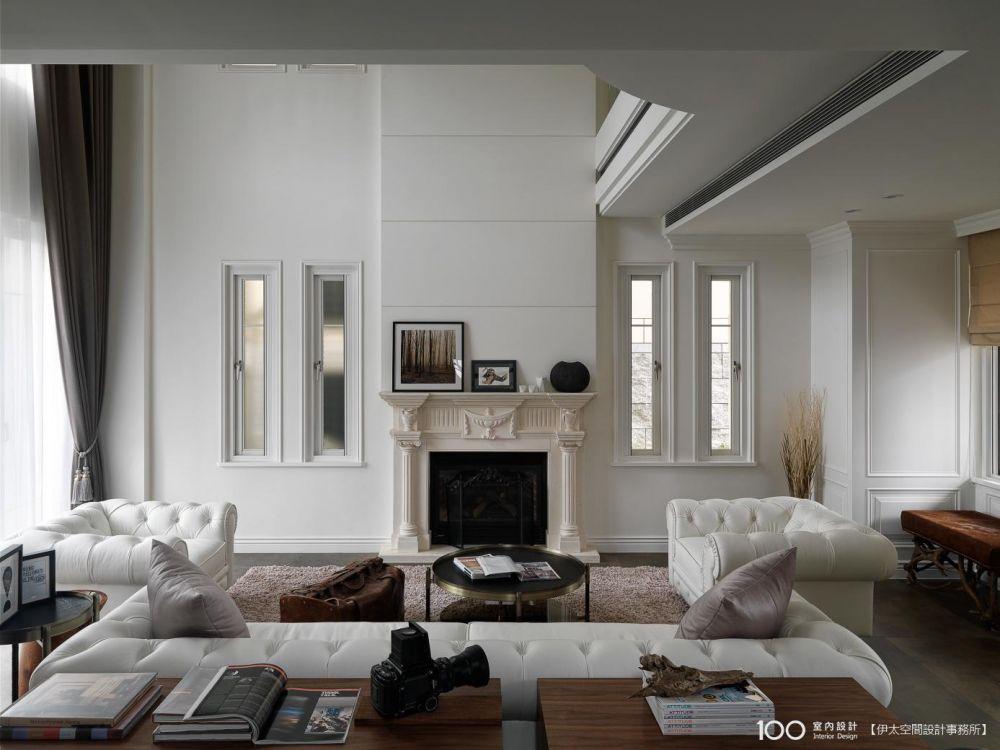 壁爐設計怎麼做才原汁原味_古典風_裝修攻略_裝潢攻略_設計文章_局部計劃_100室內設計