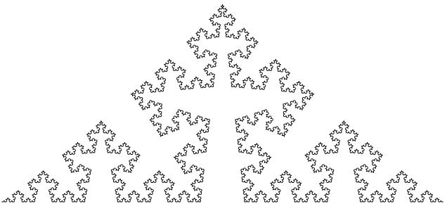 Quasifractals Complex Projective 4 Space