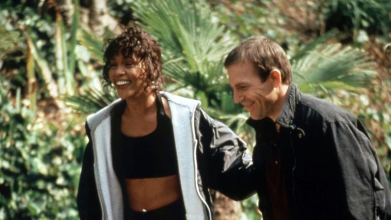 Whitney Houston - The Bodyguard - Biography.com