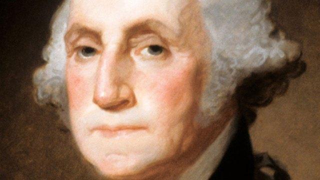 أول رئيس للولايات المتحدة