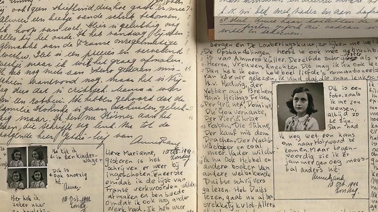 Resultado de imagen para diary of anne frank