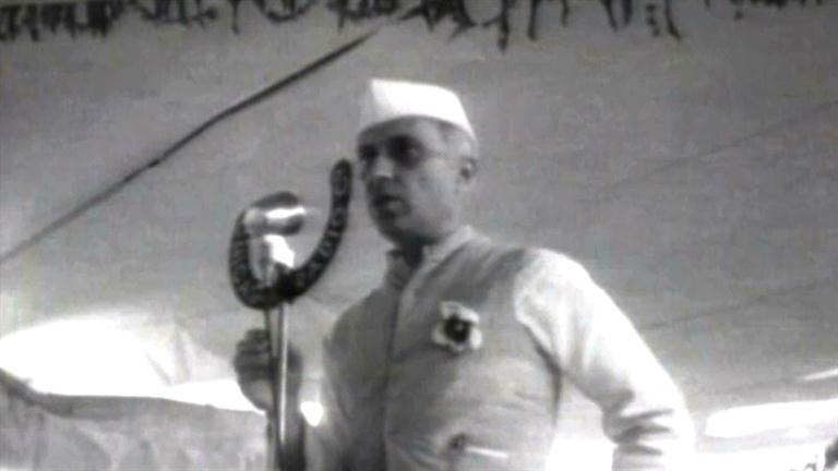 Jawaharlal Nehru - Becoming a Leader