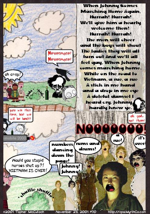 Reader's Theatre Saga #2