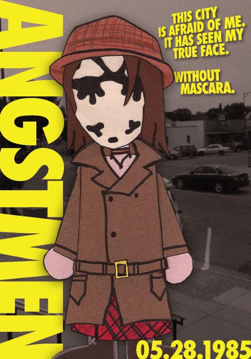 Mascarshach