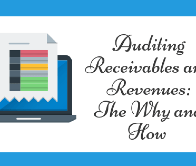 Auditing Receivables And Revenues