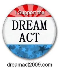 Dream Act Buttton