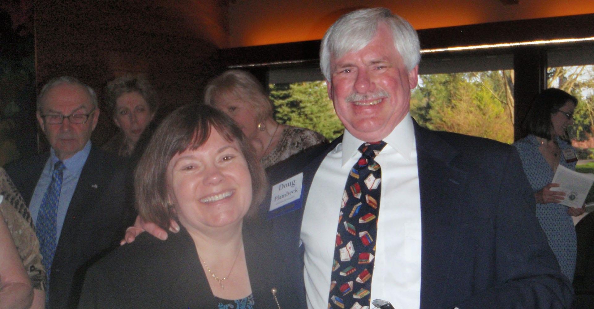 Doug & Carol Plambeck