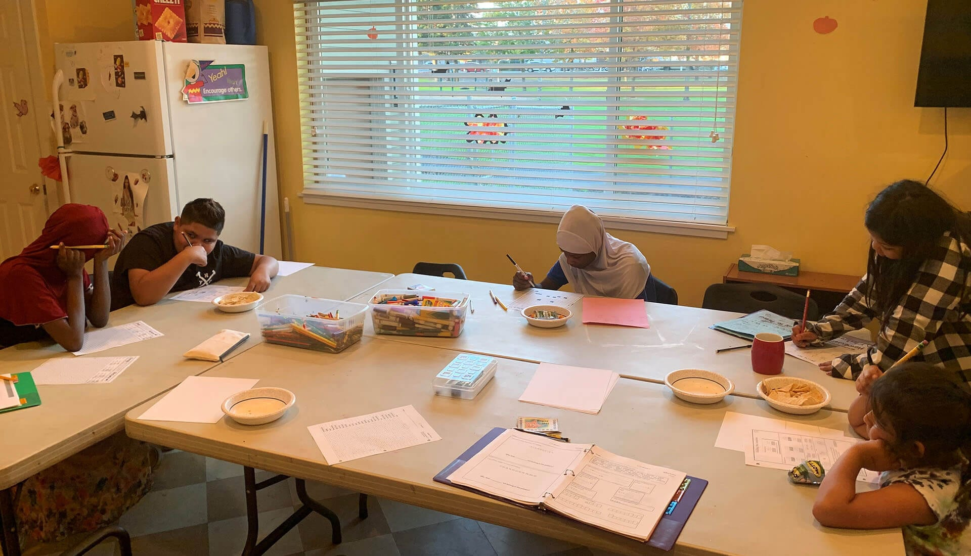 After School Program Homework Club