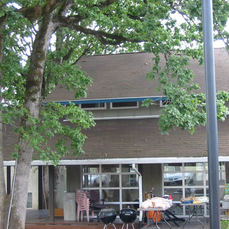 Greenburg Oaks Community Building