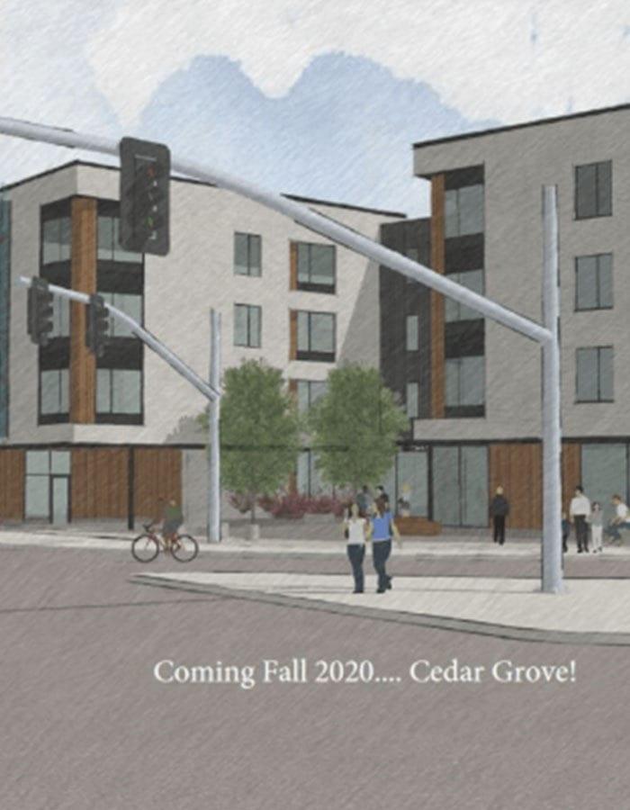 Cedar Grove New Development