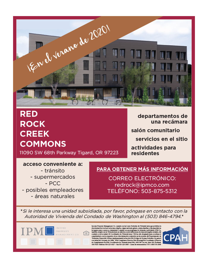 Red Rock Creek Commons Now Leasing SP