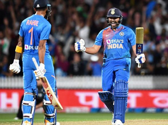 India Victory in third T201n