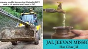 All households in remote corner of Arunachal Pradesh getting tap connections under Jal Jeevan Mission