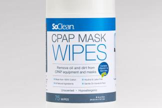 SoClean CPAP Mask Wipes - cpapRX