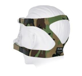 ResMed Camoflage Headgear