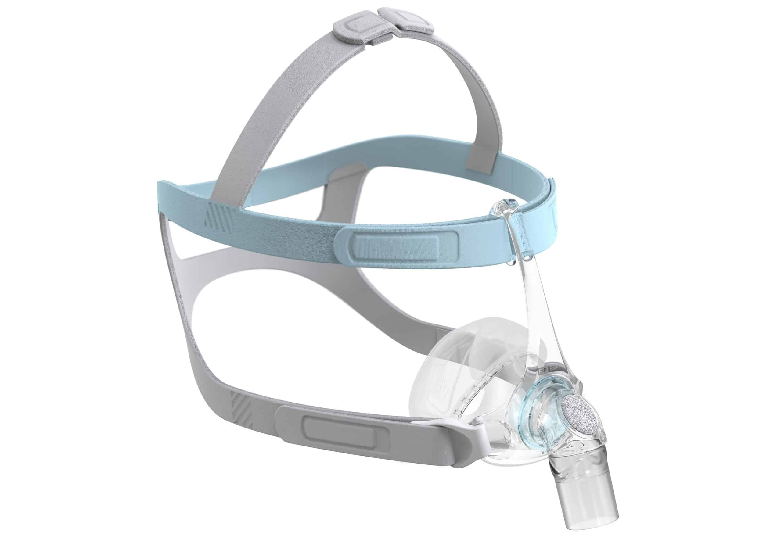 Eson 2 Full Mask Front - Full-Face CPAP Mask