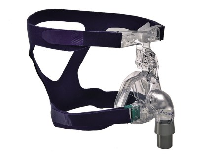 ResMed Ultra Mirage II Complete Mask - CPAP Mask System