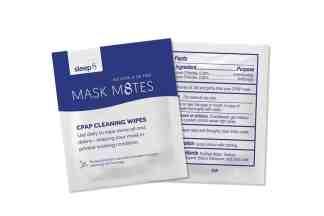 Sleep8 Mask M8tes Sanitizing Wipes