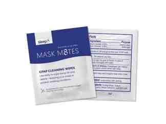 Sleep8 Mask M8tes Sanitizing Wipes