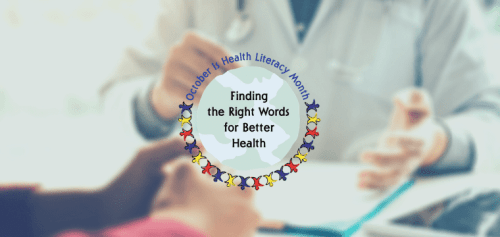 cpapRX Blog Header - Health Literacy Month