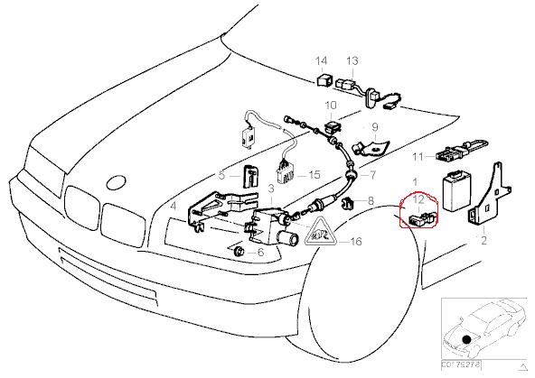 Bmw E36 Engine Bay Diagram Full M42B18 Engine Belts