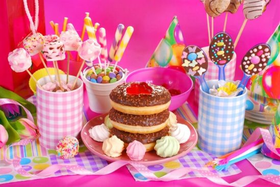 Original party sweets