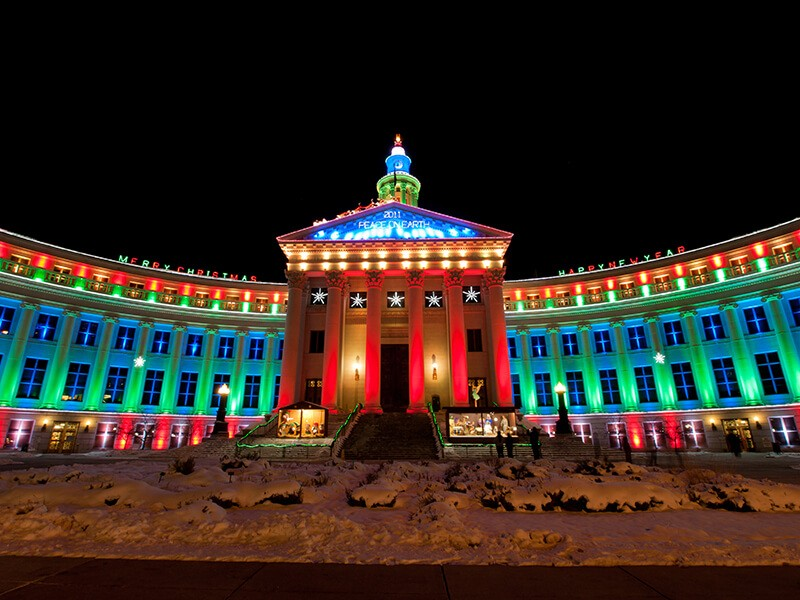 Denver over the Holidays