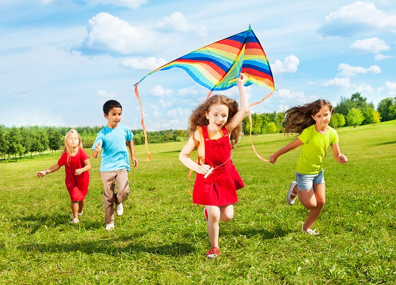 Kids activities for special events