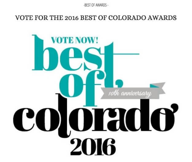 Colorado Meetings + Events Best Of Awards
