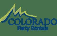 Colorado Party Rental logo