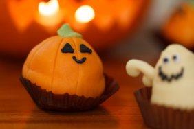 sweet halloween dessert