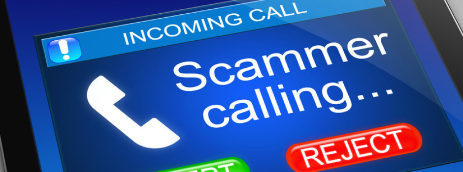 No IRS employee will ever call! Don't Be Fooled…
