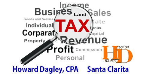 Get Your Business Taxes Organized | Howard Dagley CPA Santa Clarita