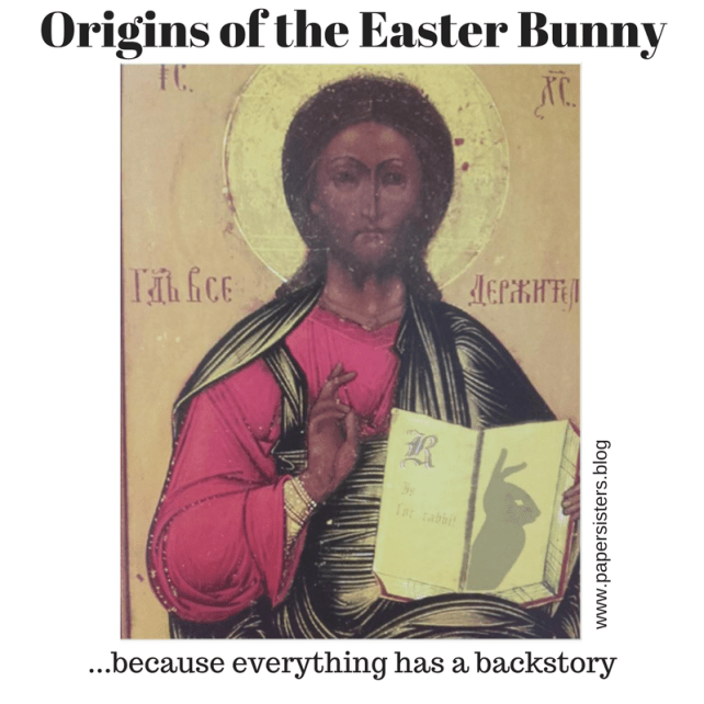 Orignins of the Easter Bunny