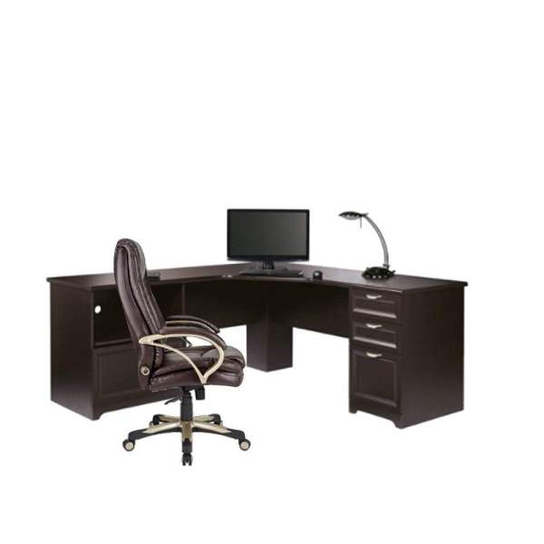 "Realspace Magellan Performance Collection L Desk 30"" X"