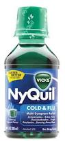 Does Nyquil Make You Sleepy? | SiOWfa14 Science in Our ...