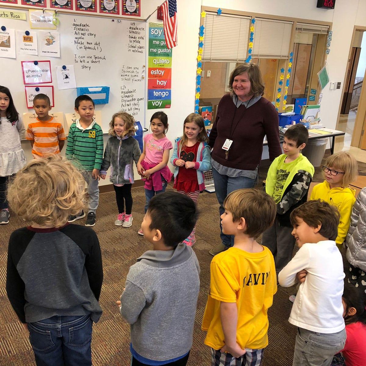 Elementary Teachers Of The Year