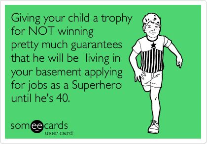 Will Participation Trophies Make Your Kids Lazy