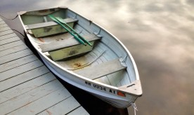 Rowboat, Wolfeboro, NH