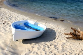 Dinghy, Martha's Vineyard, MA.