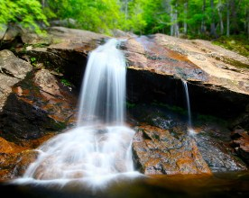 Wildcat Falls, Pinkham Notch, NH
